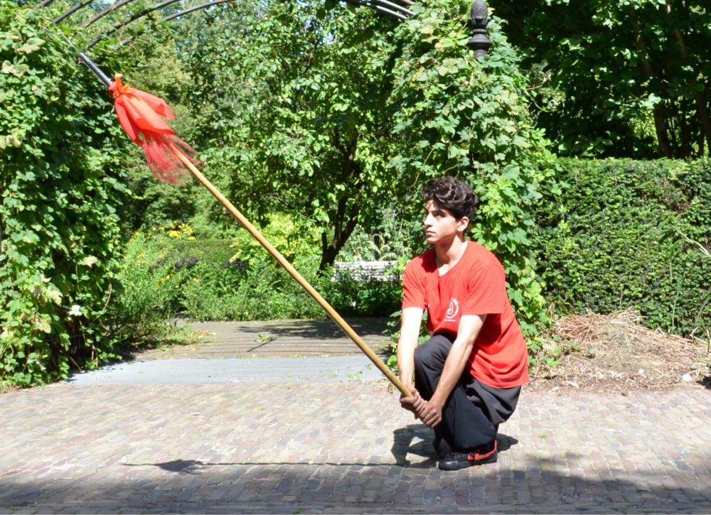 Liuhemen spear